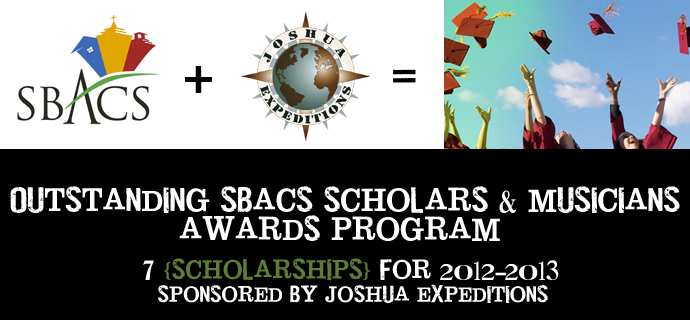SBACS Outstanding Scholars & Musicians Awards Program