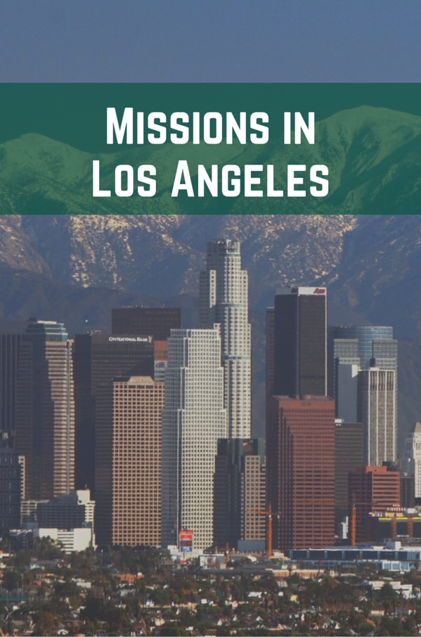 Missions in Los Angeles
