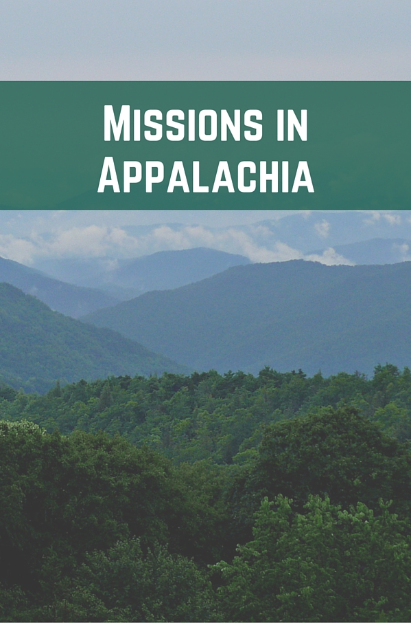Missions in Appalachia