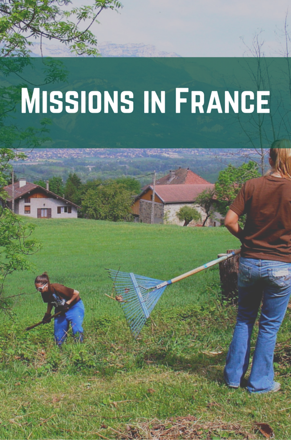 Missions in France