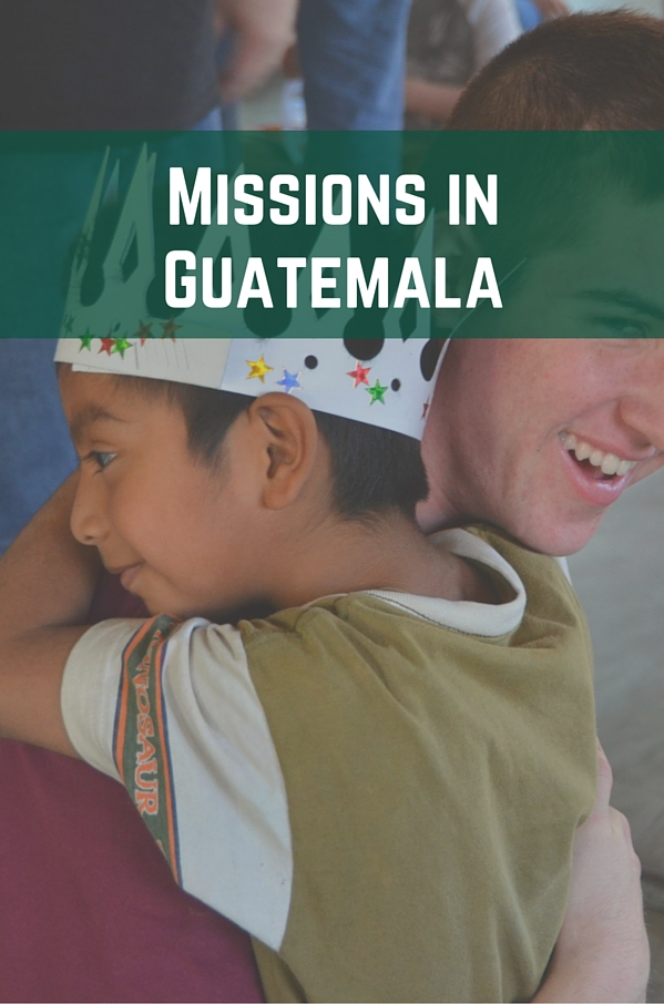 Missions in Guatemala