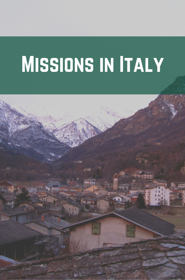 Missions in Italy