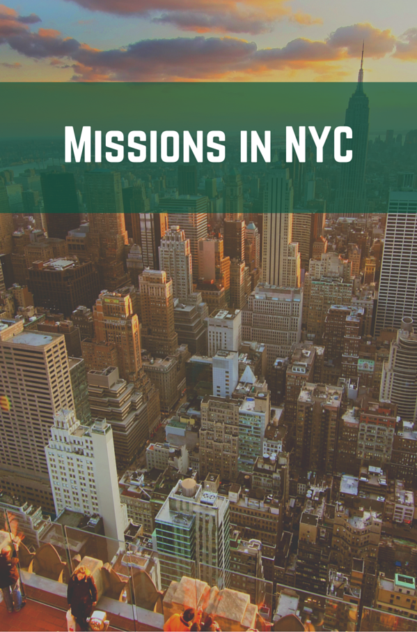 Missions in NYC