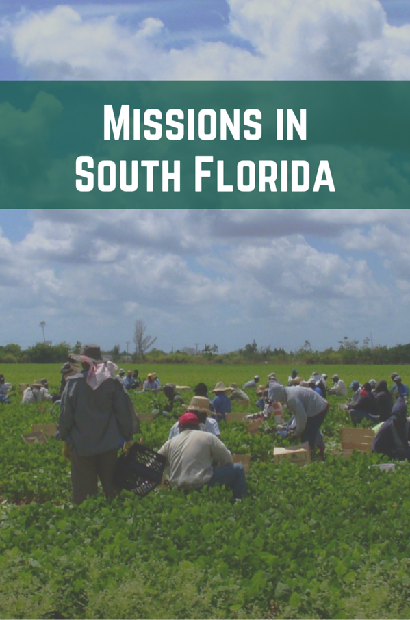 Missions in South Florida