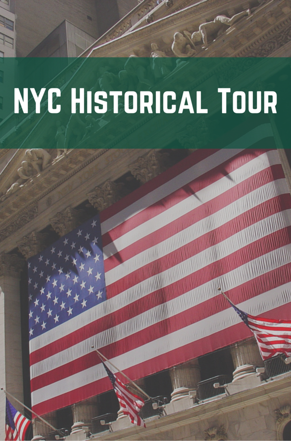 NYC Historical Tour