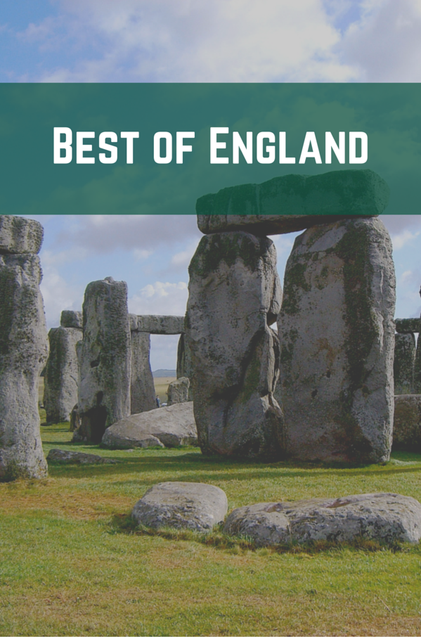 Best of England