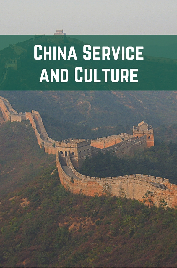 China Service and Culture