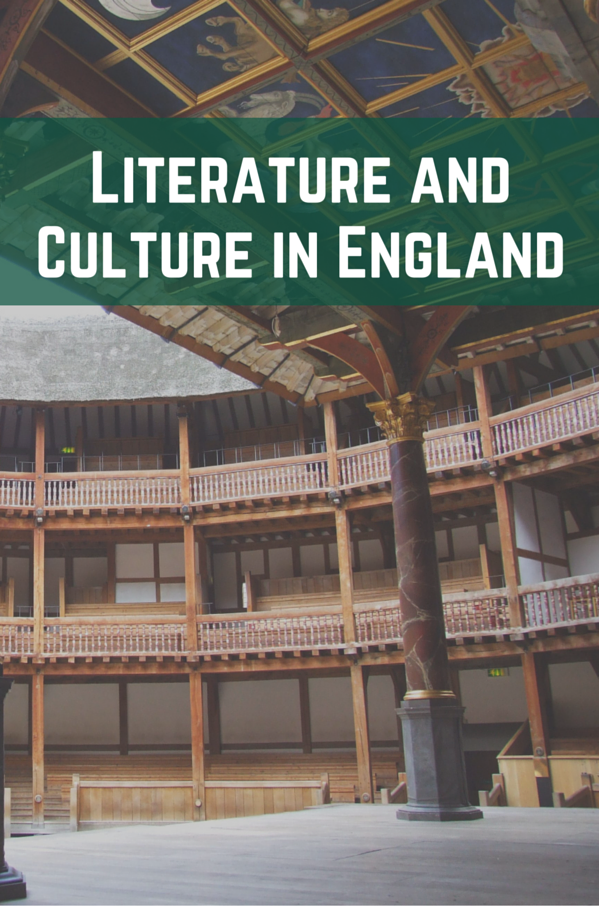 Literature and Culture in England