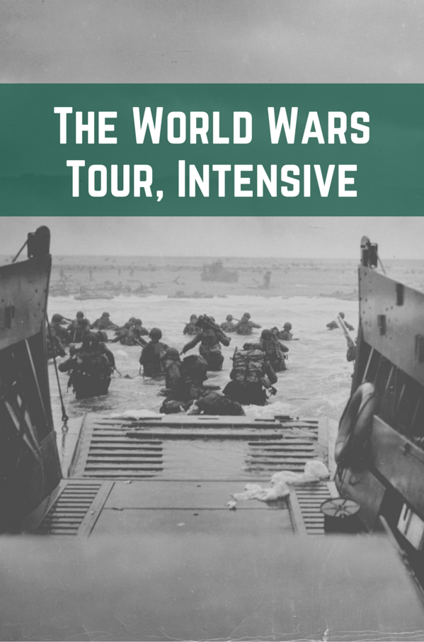 The World Wars Tour, Intensive