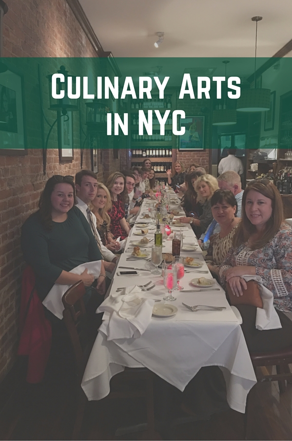 Culinary Arts in NYC