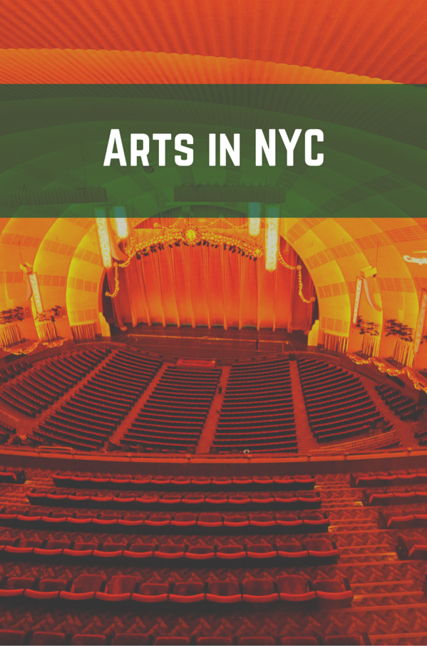 Arts in NYC