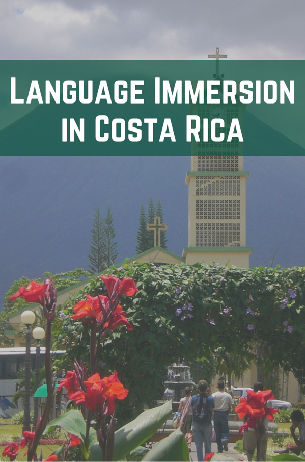 Language Immersion in Costa Rica