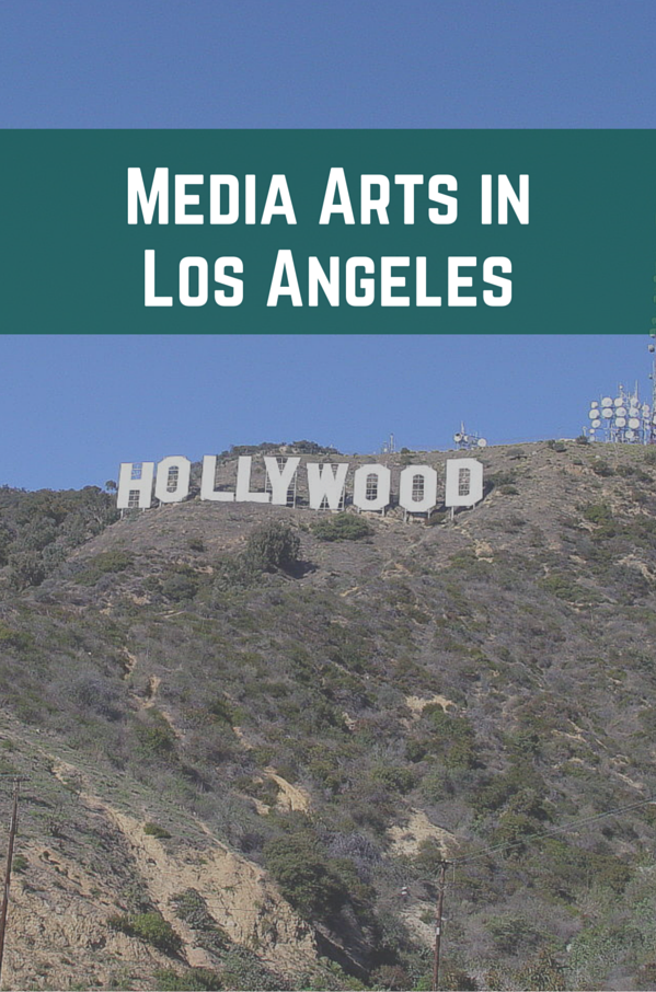 Media Arts in Los Angeles