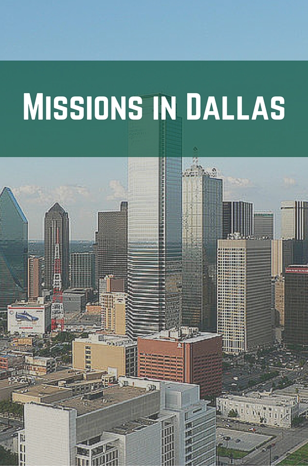 Missions in Dallas
