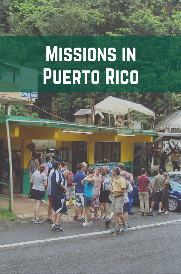 Missions in Puerto Rico