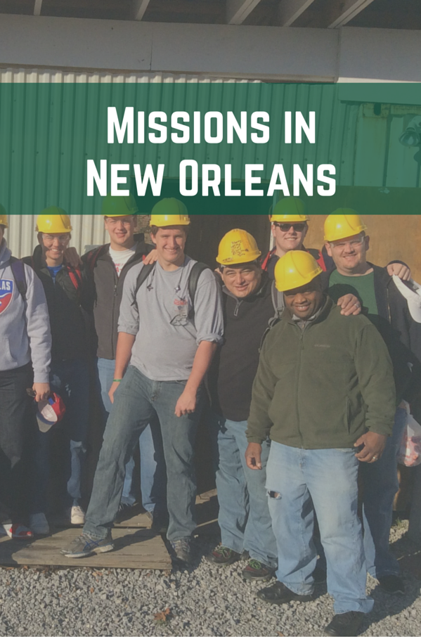 Missions in New Orleans