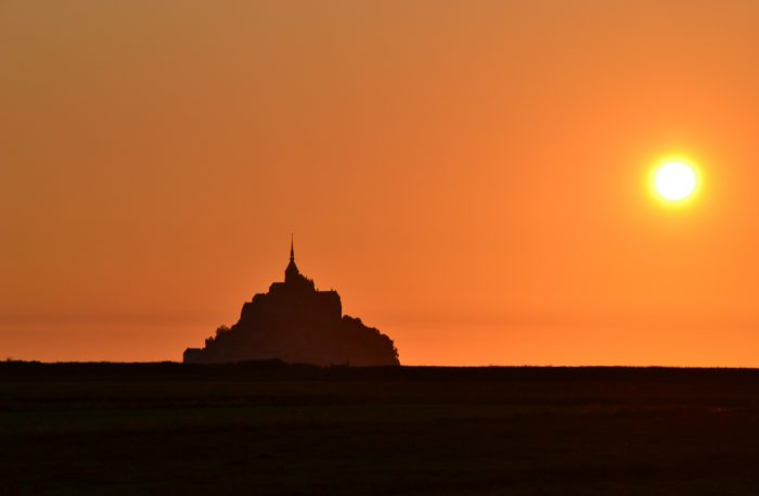 France-mont-st-michel-sunset-normandy-france-56592
